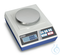 Precision balance, Max 400 g; d=0,01 g Compact size , practical for small...