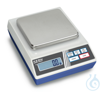 Precision balance, Max 400 g; d=0,1 g Compact size , practical for small...