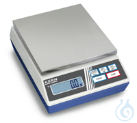 Precision balance, 0,1 g ; 4000 g Compact size , practical for small spaces...