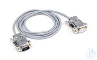 Schnittstellenkabel für RS 232 9-pol., Länge ca. 1,5 m, für Waage Typ 440,...