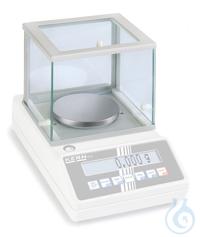 Glas-Windschutz 572-A05 mit 3 Schiebetüren für KERN 9.900 990 Glas-Windschutz...