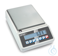 Precision balance, Max 6500 g; d=0,1 g Thanks to the many typical laboratory...