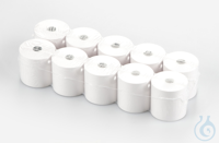 Paper rolls for printer 911-013 (10 pieces), Width 57 mm Papierrollen für...