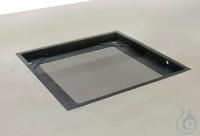 Grubenrahmen 1335x1585x90 mm, Stahl, lackiert Stabiler Grubenrahmen zum...