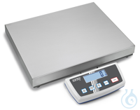 Platform scale, 10 g; 20 g ; 30 kg; 60 kg High mobility: thanks to battery...
