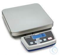 Platform scale, 500 mg ; 6 kg High mobility: thanks to battery...