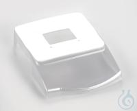 Arbeitsschutzhaube über Tastatur und Gehäuse, für EW/EG (2200g - 12000g)...