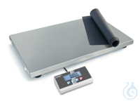 Platform scale, 10 g ; 300 kg Weighing plate stainless steel , painted steel...