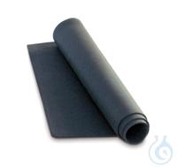 Rubber mat, non-slip, WxD 900x550 mm, for KERN EOS, EOS-F Non-slip rubber mat
