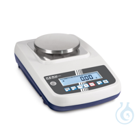 Precision balance, Max 600 g; e=0,1 g; d=0,01 g Easy to use: All primary...