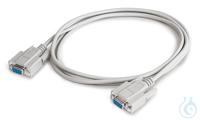 RS-232 Schnittstellenkabel, Kabel Verbindungskabel zum PC für RS 232 SUB-D,...