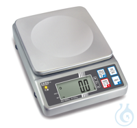 Bench scale, 0,5 g ; 1500 g [[1]] Innovative weighing with tolerance range...