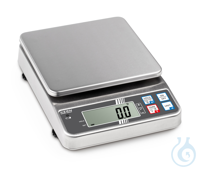 Bench scale, 1 g ; 3000 g [[1]] Innovative weighing with tolerance range...
