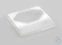 Arbeitsschutzhaube über Tastatur und Gehäuse, für FOB_S (150x120 mm)...