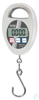 Hanging balance, Max 5000 g; d=5 g KERN HDB-XL: high-capacity XL-version. The...