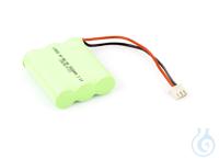 Akku (NiMH, 3.7 V 1600mAh), für HFA, HFC Connector: Akkubetrieb intern für...