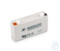 Rechargeable battery pack (Pb, 6 V, 1.2 Ah), for HFB Connector: Rechargeable...