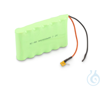 Akku (NiMH, 7.2 V 2000 mAh), für HFC Connector: Akku HFC-A01
