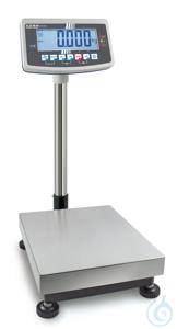 Stativ zum Hochsetzen des Anzeigegerätes, Stativhöhe ca. 600 mm, für Waagen...