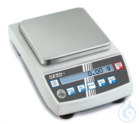 Precision balance, Max 650 g; e=0,1 g; d=0,01 g Thanks to the many typical...