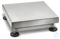 Platform Stainless steel, 300x240x100 mm; Max 15 kg; e=5 g; d=500 mg; [[6]]...