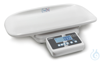 Baby scale, 0,01 kg ; 20 kg Verification class III,III (verification is optional) Approved as a...
