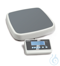 Personal scale, 0,1 kg ; 250 kg Version with [Max] = 300 kg and larger weighing plate! Specially...
