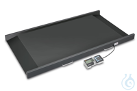 Electronic transport bed scale with type approval, 0,1 kg; 300 kg; Verification class III...