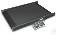 Wheelchair scale with type approval, 0,1 kg; 0,2 kg ; 300 kg; 400 kg Verification class III,III...