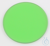 Filter green, for OLE-1, OLF-1 Filter green for OLE-1, OLF-1