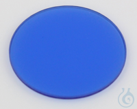 Filter Blue, for OBS 104, OBS 106, OBE-1 Filter Blau