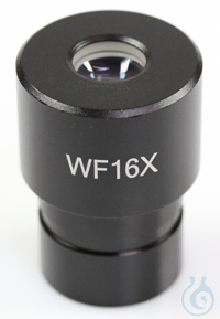 Eyepiece WF (Widefield) 16 x / Ø 13mm, with anti-fungus Okular (Ø XX mm): WF...