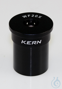 Eyepiece WF (Widefield) 20 x / Ø 11mm, with anti-fungus Okular (Ø XX mm): WF...