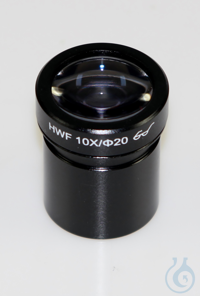 Eyepiece HWF 10 x / Ø 20mm, with anti-fungus, high eye point Eyepiece HWF 10...