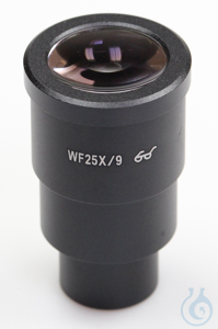 Eyepiece HWF 25 x / Ø 11,7mm, with anti-fungus, high eye point Eyepiece HWF...