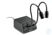 Doppel-Schwanenhals-Beleuchtung (UK-Version), 6W LED; 5600-6300 K; 300mm...