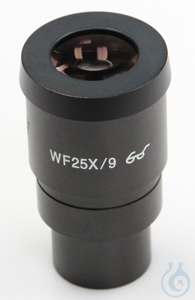 Eyepiece HWF 25x / , High Eye Point Eyepiece HWF 25x /