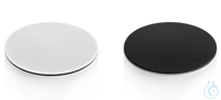 Ständereinsatz Schwarz/Weiß. 59,5 mm. für Stereomikroskope Ständereinsatz...