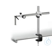 Stereomikroskop-Ständer (Universal). Teleskoparm. mit Klemme...