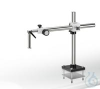 Stereomikroskop-Ständer (Universal), Teleskoparm; mit Schrauben Mit unseren...