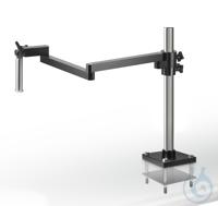 Stereomikroskop-Ständer (Universal), Gelenkarm; mit Schrauben Mit unseren...
