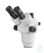 Stereo zoom microscope head, 0,7x-4,5x; Binocular; for series OZM-5 To enable...