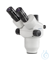 Stereo zoom microscope head, 0,7x-4,5x; Trinocular; for series OZM-5 To...