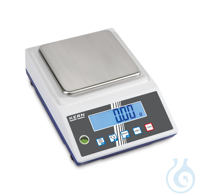 Precision balance, 0,01 g ; 2500 g PRE-TARE function for manual subtraction...