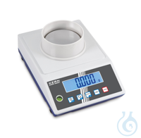 Precision balance, 0,001 g ; 350 g PRE-TARE function for manual subtraction...