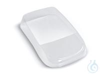 Arbeitsschutzhaube für Wägeplatte 150 x 170 mm Arbeitsschutzhaube für...