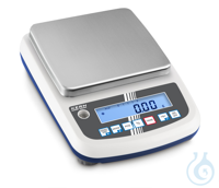 Precision balance Max 6000 g: d=0,05 g Easy to use: All primary functions...