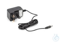 Steckernetzteil (UK), 12 V, 500 mA; Eingang: 100 V - 240 V, 50 / 60 Hz...