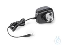 Netzadapter UK für PLJ_GM, 230 V Steckernetzteil PLS-A06