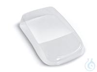 Arbeitsschutzhaube über Tastatur und Gehäuse für Modell RFB...